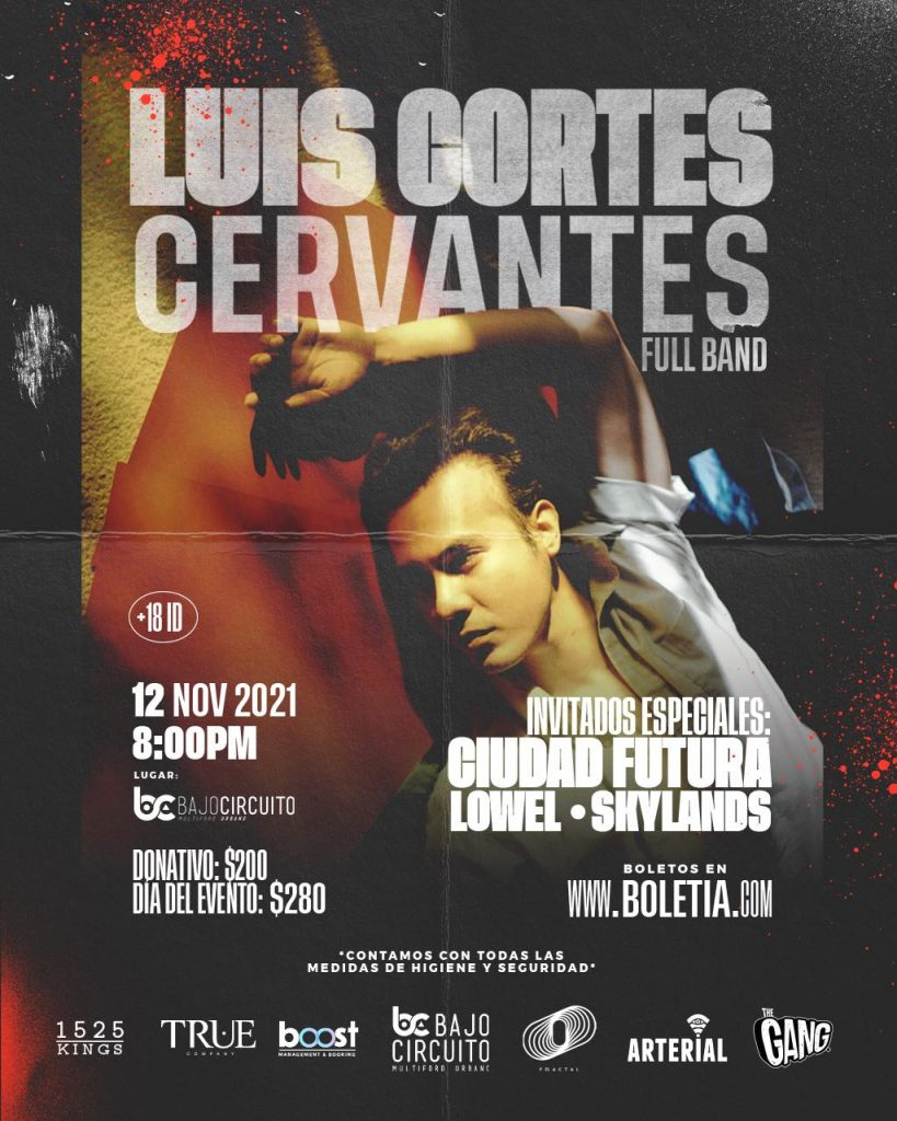 Luis Cortés Cervantes