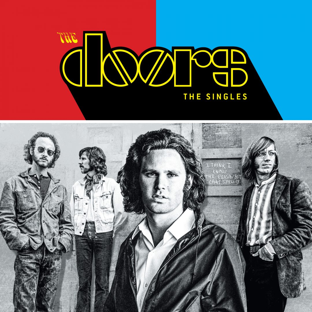 Celebrando su 50 aniversario: The Doors