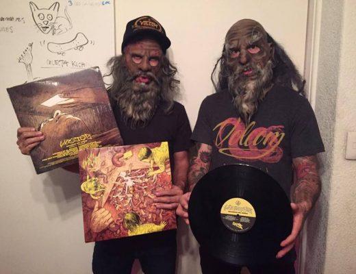 Los Viejos lanzan Sociedad del Miedo en Vinyl