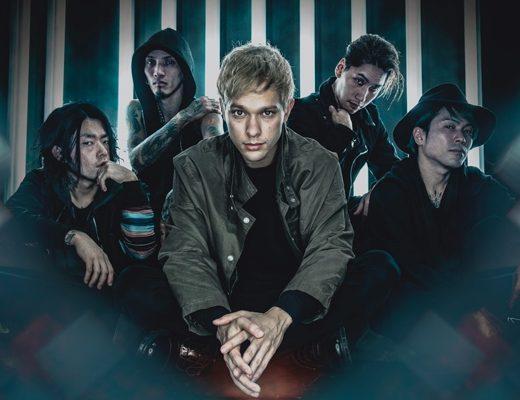 coldrain: fusión de sonidos occidentales desde Japón