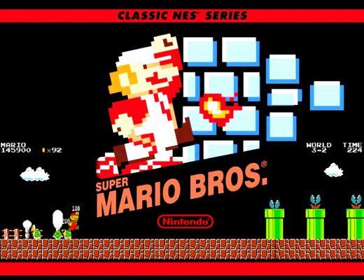 Súper Mario Bros celebra 32 años de historia
