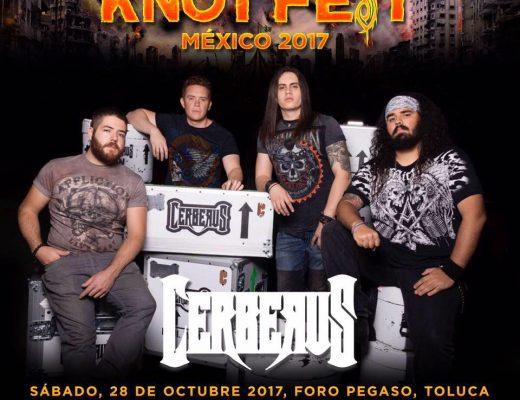 Tecate Knotfest: Entrevista con Paul de Cerberus y su primera presentación en el Festival