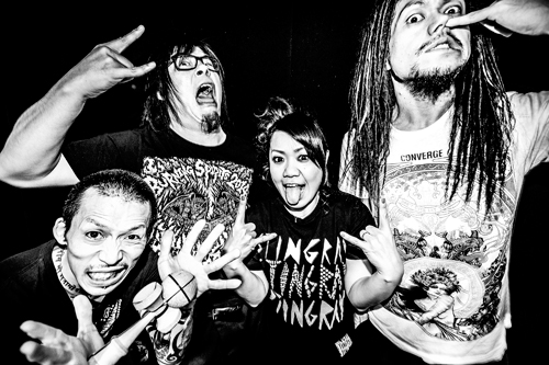 Tecate Knotfest: Maximum the Hormone llega con su metal multifacético