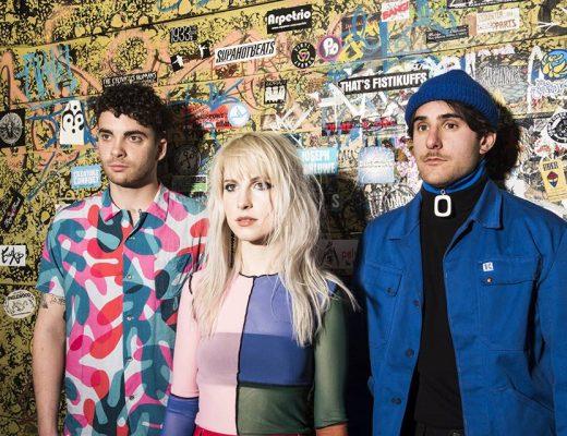 Las últimas de Taylor, Hayley y Zac, de Paramore