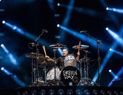 Entrevista Tre Cool de Green Day: ¡En mi regreso a México quiero no temer a la máquina de los toques!