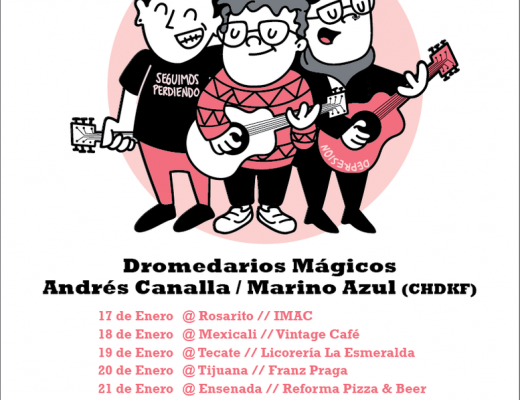 EL Club de las Lágrimas regresa con sencillo triple y nuevo tour