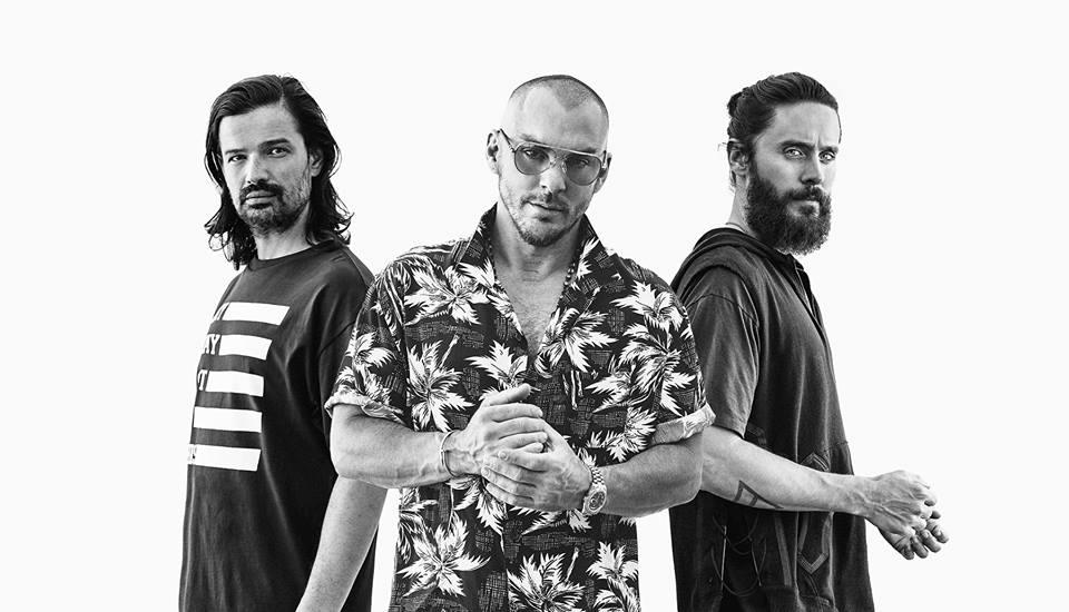 Thirty Seconds to Mars, su nueva canción Dangerous Night y su campamento de verano