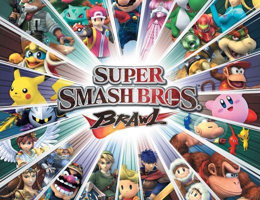 ¡El rey de los ching%$&%$zos está de vuelta!: Super Smash Bros