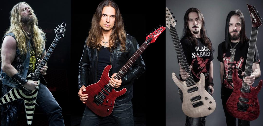 hell & heaven solos guitarra