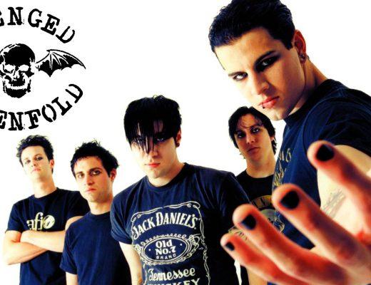 avenged sevenfold 2001