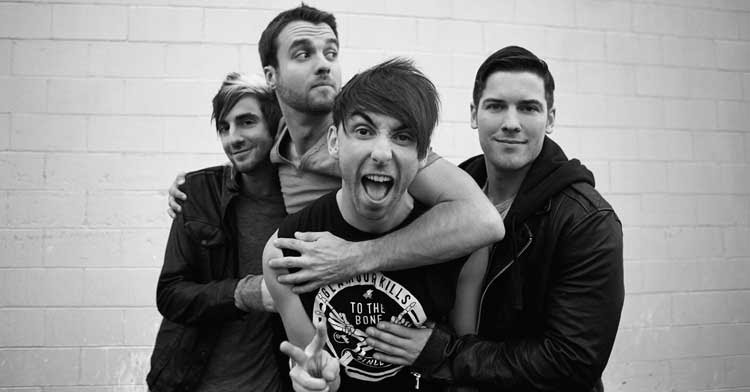 Hopeless Records 25 años: All Time Low