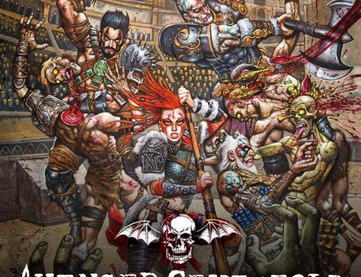 Mad Hatter, nueva canción de Avenged Sevenfold