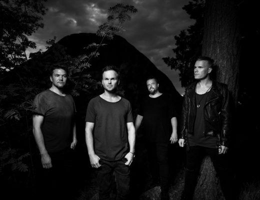 The Rasmus: Previo a su visita en México, lanza el sencillo Holy Grail
