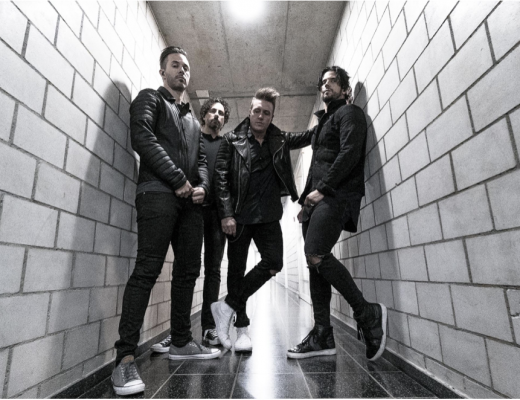 Renegade Music y Who Do You Trust, recibimos nueva música de Papa Roach, a días de su visita