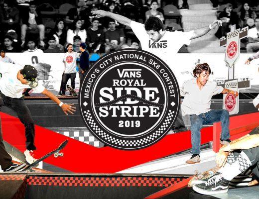 Vans Royal Side Stripe 2019; el evento nacional para el talento nacional