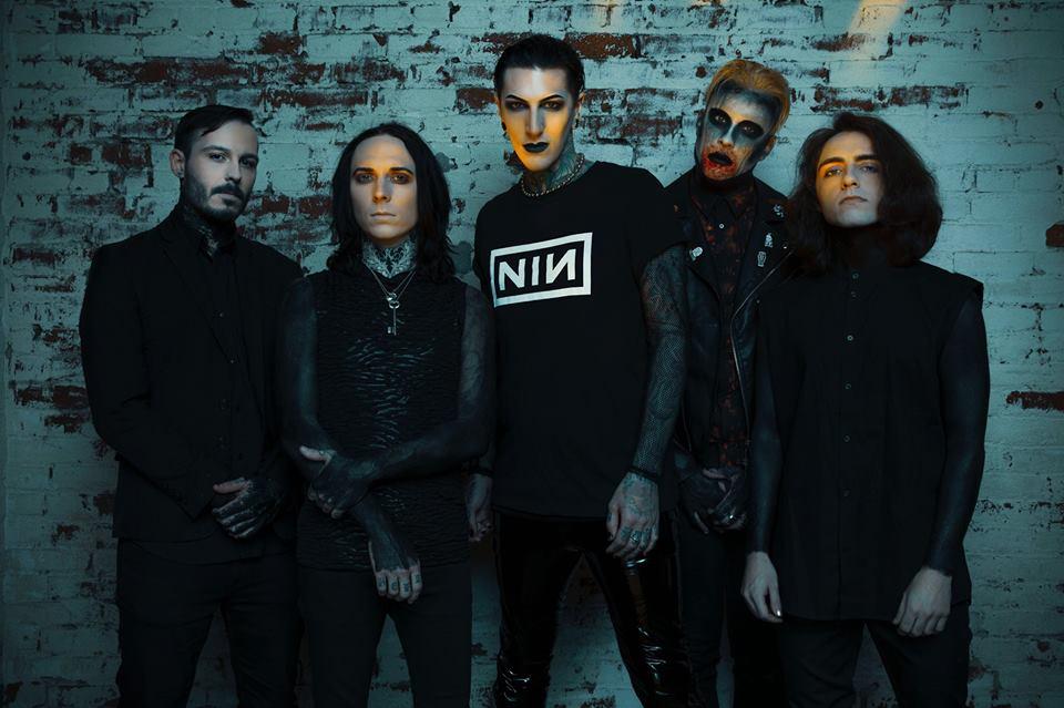 Motionless In White: Disguise el nuevo álbum de la banda