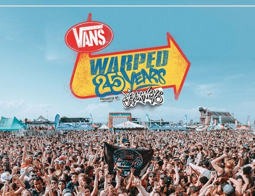 Vans Warped 25 Years