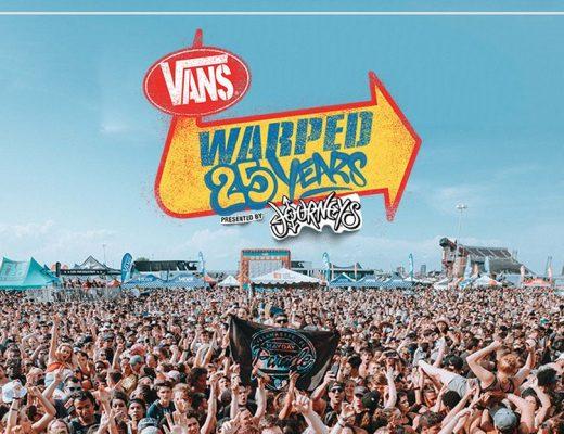 Vans Warped 25 Years