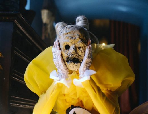 La faceta más brutal de Poppy con su colaboración junto a Fever 333