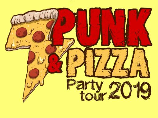 Punk & Pizza Party Tour 2019