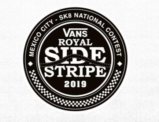 Final Vans Royal Side Stripe