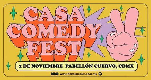 Casa Comedy Fest 2019