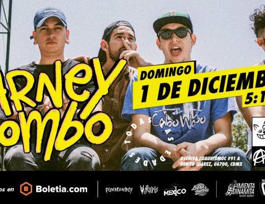 Barney Gombo