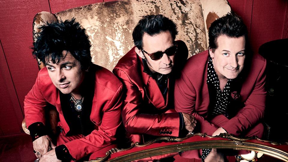 Green Day, nuevo álbum nueva canción, gira con FOB y Weezer