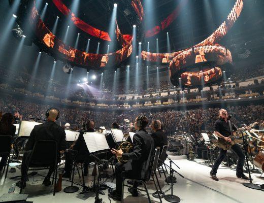 Metallica y la S&M2 llegan a la pantalla este 9 y 11 de octubre