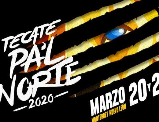 Tecate Pa'l Norte 2020