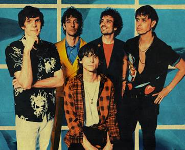 Lo nuevo de The Strokes con At The Door y su próximo álbum The New Abnormal