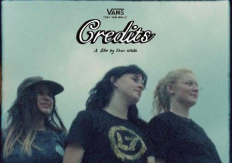 Credits estreno a las 2 pm: Vans y las chicas skate
