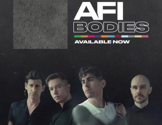 Bodies de AFI: Un álbum directo y honesto