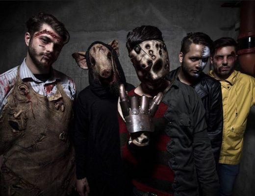 Ice Nine Kills presentó el nuevo tema y video de Assault & Batteries con encantador y esplendoroso horror.