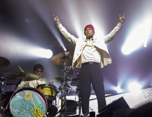 Takeover Tour Twenty One Pilots